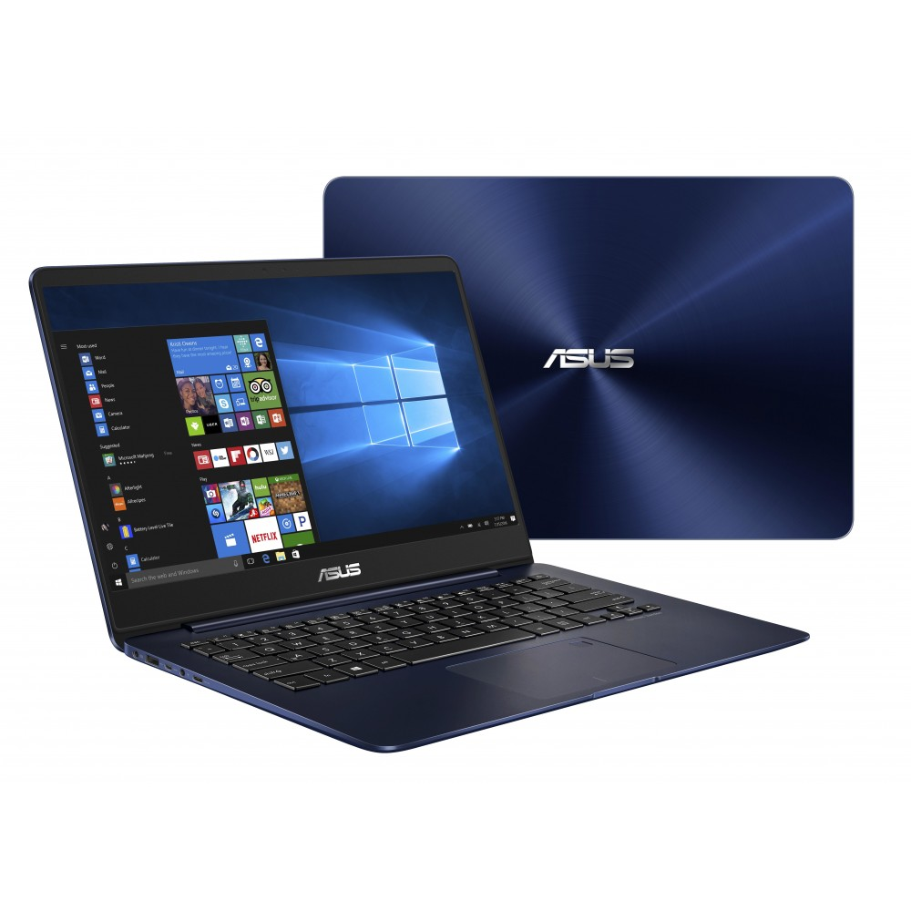 El Asus Zenbook, un potente ultrabook